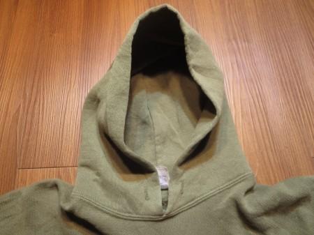 U.S.MARINE CORPS Hooded Parka sizeL used
