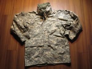 U.S.ARMY Gore-Tex Parka ACU sizeS-Short used