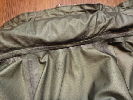 U.S.ARMY Gore-Tex Parka ACU sizeS-Short used