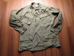 U.S.Coat Cotton Poplin Rip-Stop 1970年 sizeM-R