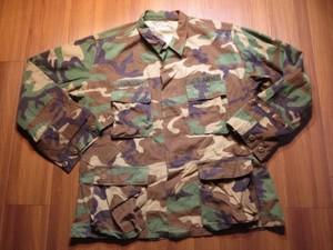 U.S.ARMY Combat Coat 1988年? sizeL used