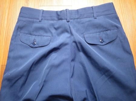 U.S.MARINE CORPS Trousers BlueShade2319 size36