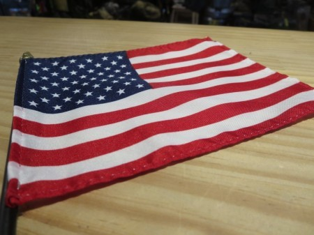 "U.S.Flag Small ""The Stars and Stripes"" used"