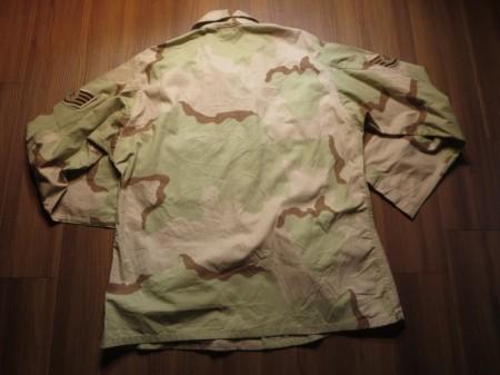 U.S.AIR FORCE Coat 3Color sizeL-Regular used