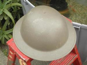 U.K.? MKⅡ? Helmet 1940年代? used