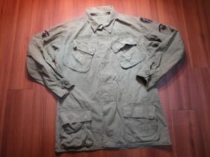 U.S.Coat Cotton Poplin 1968年 sizeM-Regular? used