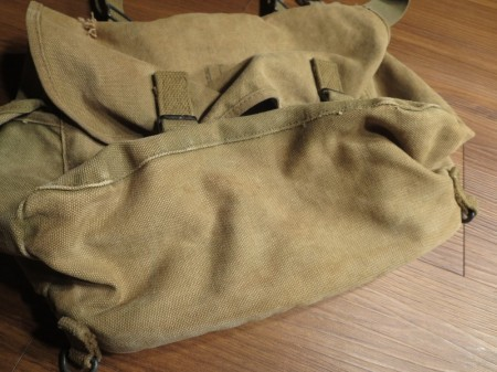 U.S.ARMY M-1936? Field Bag 1942年 used