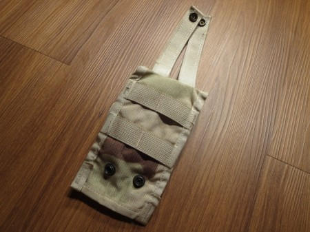 U.S.Pouch 3Color MOLLEⅡ M4 2Magazines used