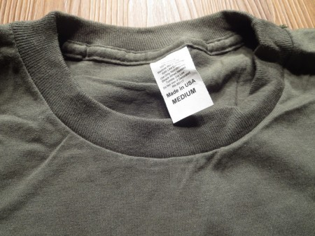 U.S.T-Shirt Utility Olive sizeM new