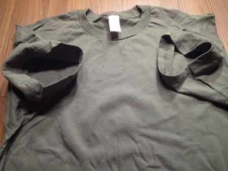 U.S.T-Shirt Utility Olive sizeL new