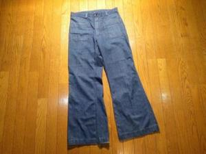 U.S.NAVY Utility Trousers size33R used