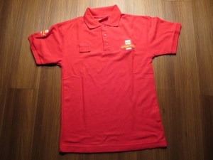 "U.K. Polo Shirt ""Royal Mail"" sizeS? used?"