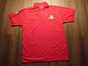 "U.K. Polo Shirt ""Royal Mail"" sizeL used?"