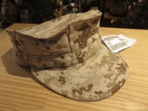 U.S.MARINE CORPS Cap Cover Garrison sizeL new