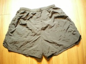 U.S.ARMY Trunks Physical Fitness sizeL?M? used