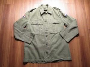 Holland Field Shirt HBT 1967年 sizeL? used