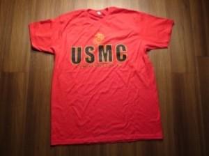 U.S.MARINE CORPS T-Shirt sizeL new?