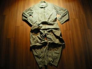 U.S.AIR FORCE Coverall Flying K-2B 1968年sizeS-R