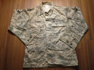 U.S.AIR FORCE Coat ABU Rip-Stop size38R used