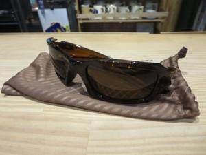 "U.S.Oakley Sunglasses ""FIVES SQUARED"" used"