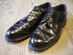U.S.NAVY Service Shoes size12E used