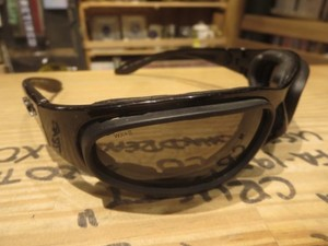 "U.S.WILEY X Sunglasses ""SG-1"" used"