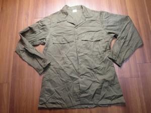 U.S.Utility Shirt OG-507 1987年 size15 1/2 new?