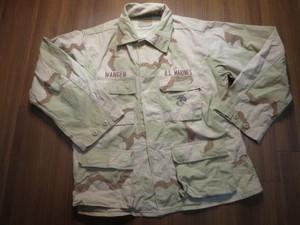 U.S.MARINE CORPS Coat Combat sizeM-S used