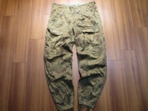 POLAND Field Trousers 1990年代 size96cm used