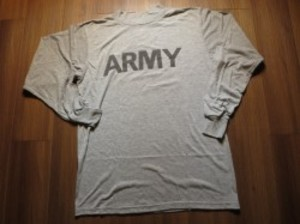 U.S.ARMY T-Shirt Athletic sizeM new