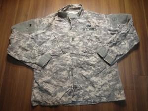U.S.ARMY Coat Combat ACU sizeL used