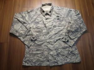 U.S.AIR FORCE Coat ABU size46?48?R used