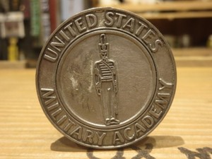 """U.S.ARMY Challenge Coin """"WEST POINT"""" used"""