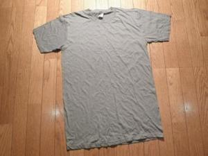 U.S.T-Shirt Cotton FoliageGreen sizeM new
