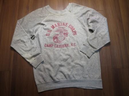 U.S.MARINE CORPS Sweat Athletic sizeM?used
