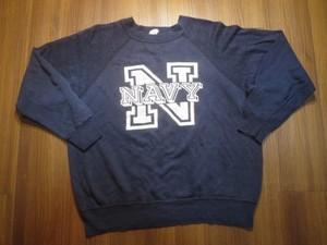 U.S.NAVY Sweat Athletic sizeL used