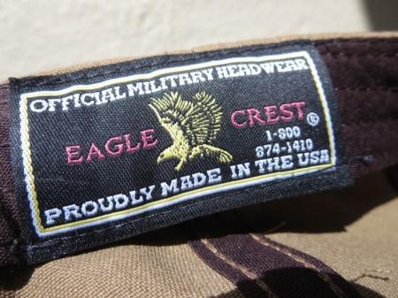 "U.S.MARINE CORPS Utility Cap ""EAGLE CREST USA"" new"