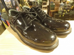 U.S.NAVY Service Shoes size13 (31cm?) used