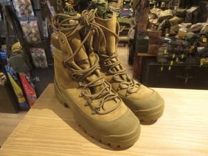 "U.S.ARMY Boots ""BATES"" Combat Gore-Tex size8R"