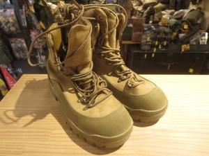 "U.S.ARMY Boots ""Belleville"" Combat Gore-Tex size8W"