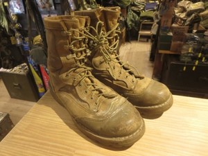"""U.S.MARINE CORPS RAT Boots """"Danner"""" size9.5R used"""