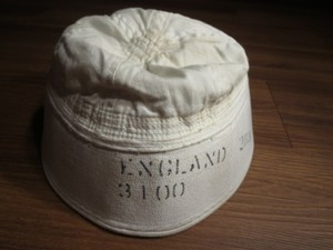 U.S.NAVY Sailor Hat 1985年 size7 1/4 used