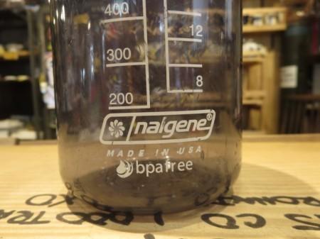 """U.S.NAVY Water Bottle """"nalgen"""" 1000ml used"""
