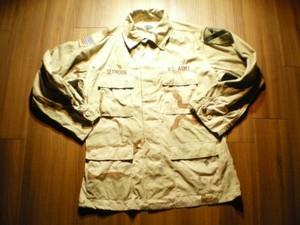 U.S.ARMY Coat Combat 3color 1996年 sizeM-Long used