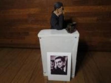 "Figure""Robert Capa"" in 1/6 by Tseng weylen"