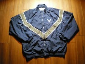 U.S.AIR FORCE Jacket Light Athletic sizeM-R used