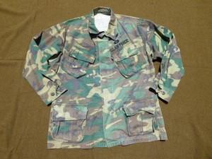 U.S.AIR FORCE Jacket 100%Cotton 1970年 sizeM-S used