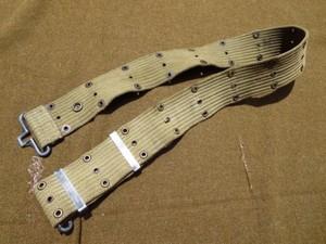 U.S.Pistol Belt 1940~60年代 used