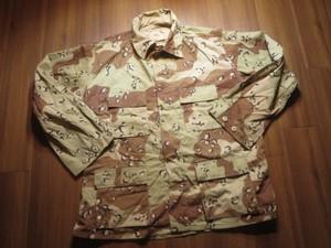 U.S. Coat Combat Desert 1990年 sizeXL-R new?