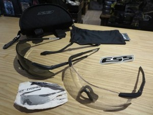 "U.S.Protective Eyewears ""ESS"" with Case used"